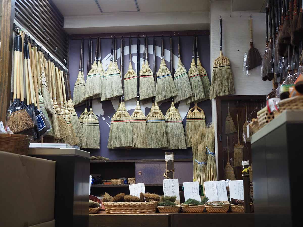 白木屋伝兵衛の店内写真